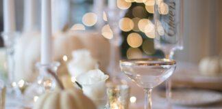 Romanntyczna kolacja