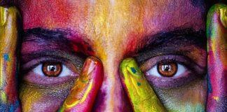 piwne oczy